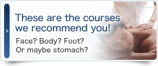 These are the courses we recommend you! 