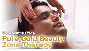 Pure Gold Beauty Zone Therapy