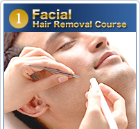 Facial Hair Removal Course