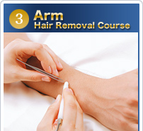 Arm Hair Removal Course