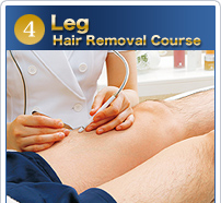 Leg Hair Removal Course